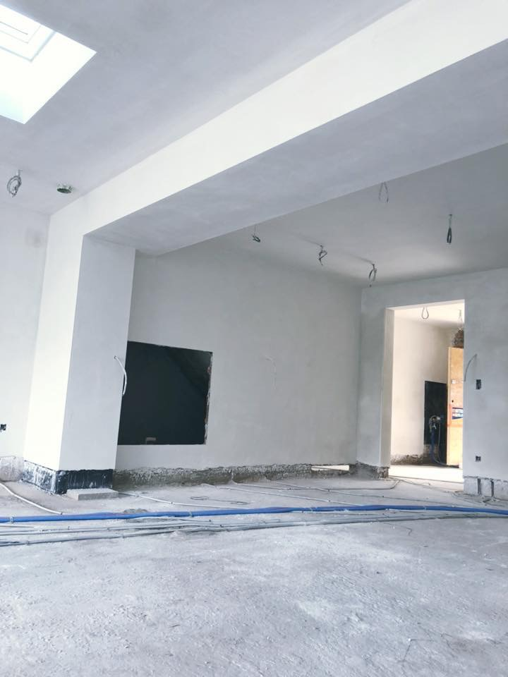 rénovation plafond Gistel