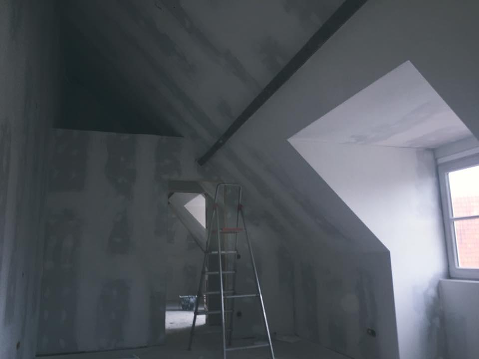 cimentage mur intérieur gistel